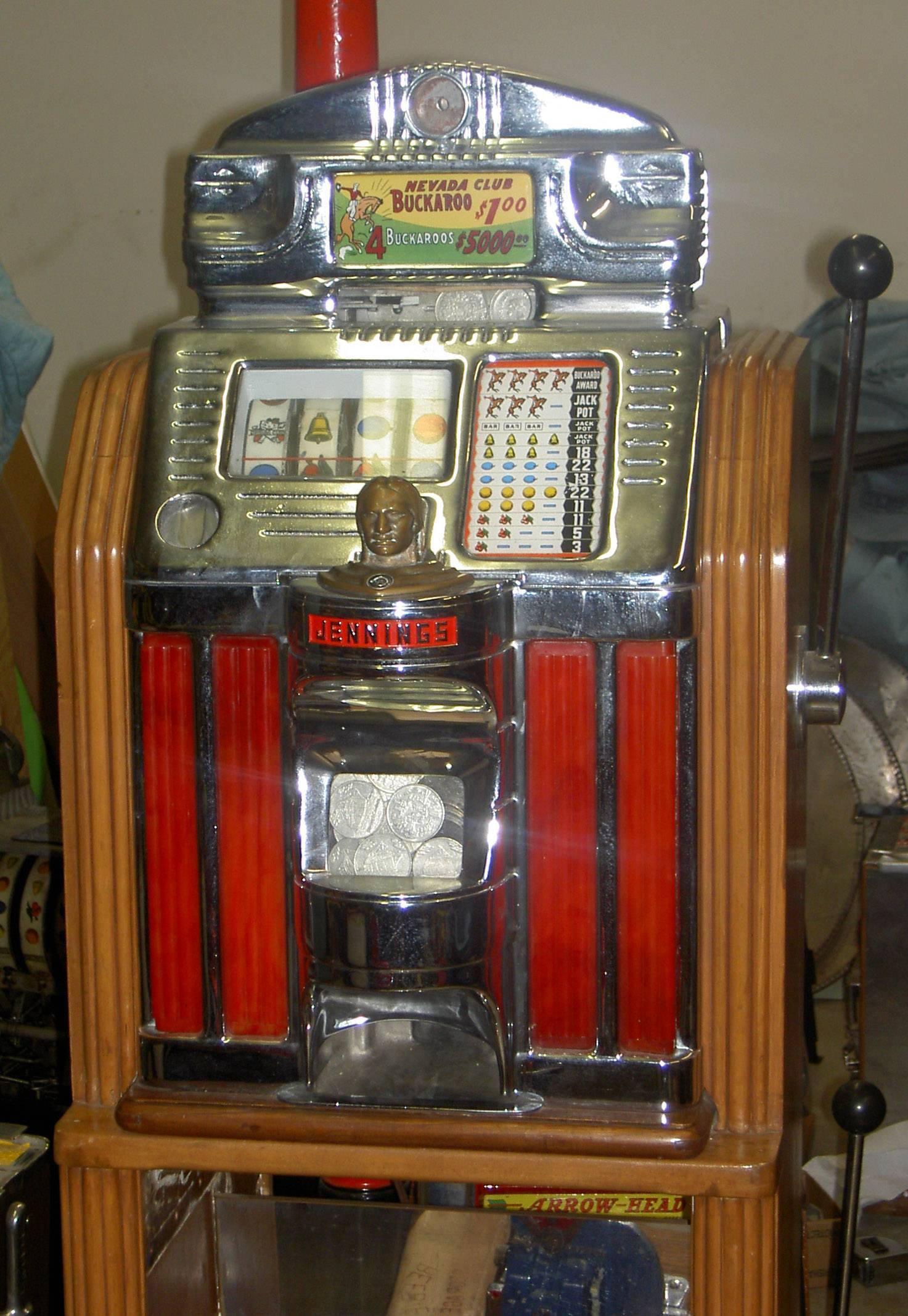 Slotsetc Com Buying Antique Slot Machines
